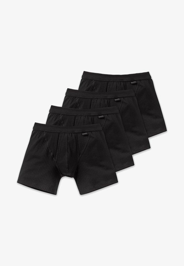 4 PACK - Onderbroeken - schwarz