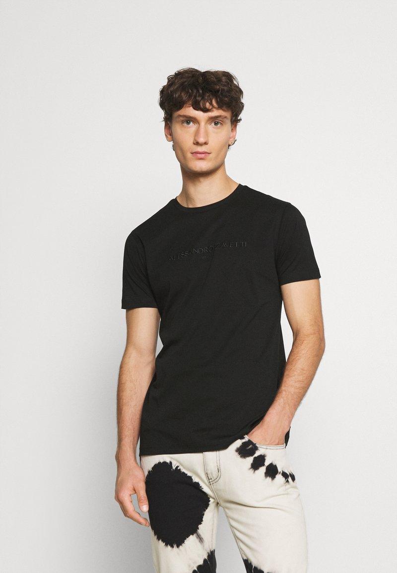 Alessandro Zavetti - DEMINIO - T-paita - black