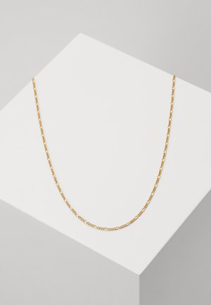 FIGARO CHAIN NECKLACE - Necklace - pale gold-coloured