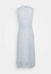 Nümph - BARACA DRESS - Maxi dress - wedgewood - 7