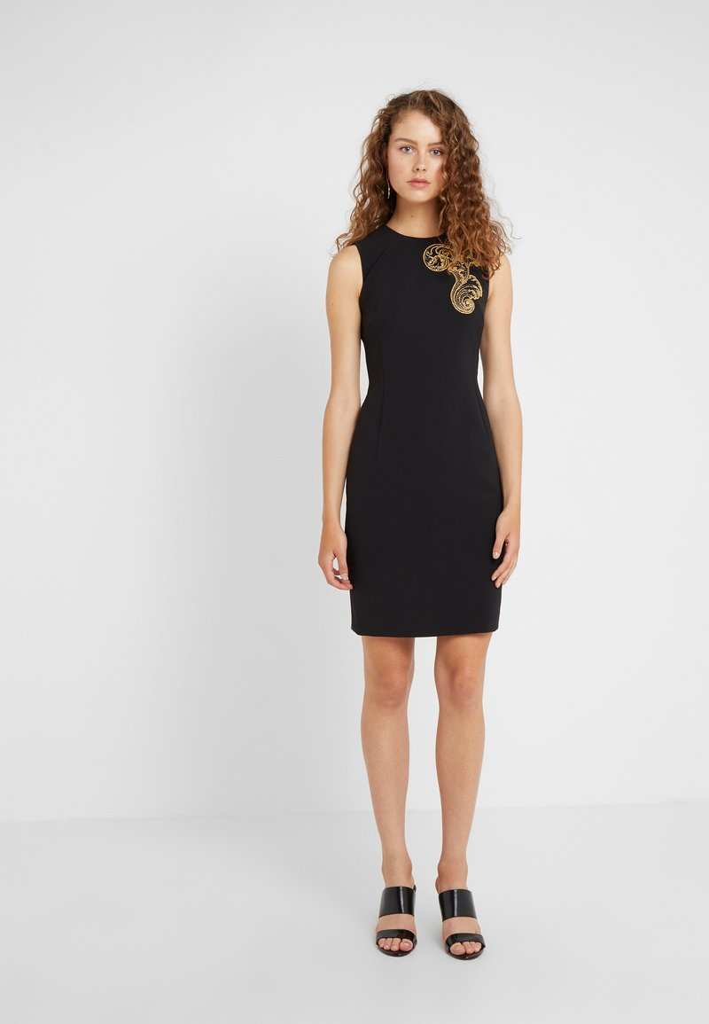Versace Collection - Shift dress - nero