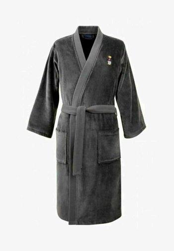 TEDDY BEAR  - Dressing gown - charcoal