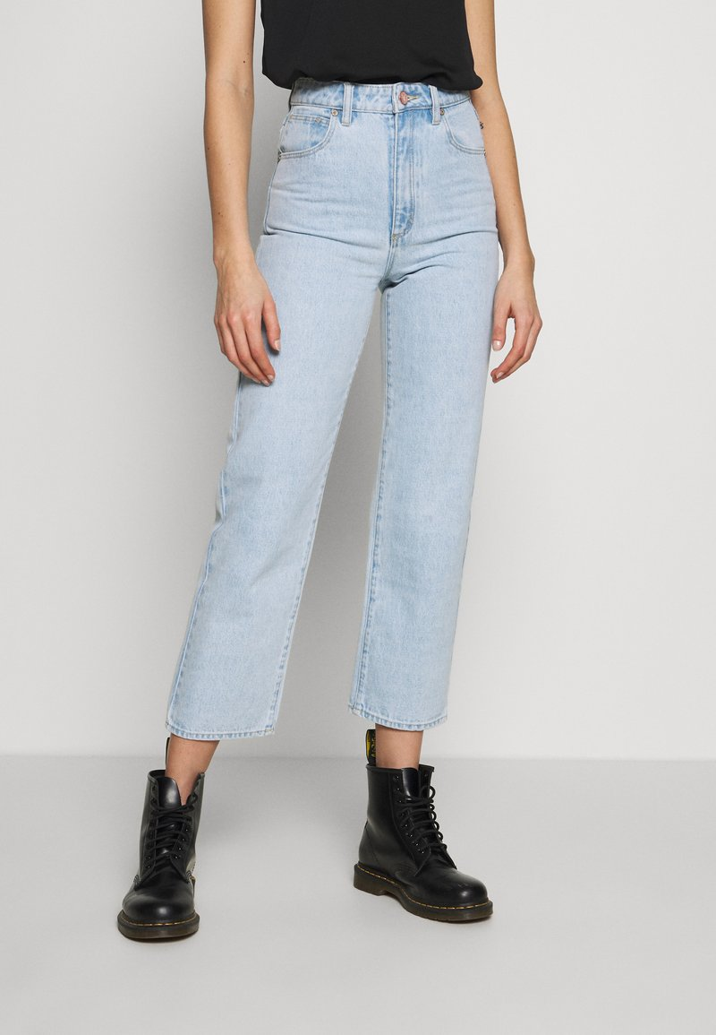 Abrand Jeans - A VENICE STRAIGHT - Straight leg jeans - bleached stone