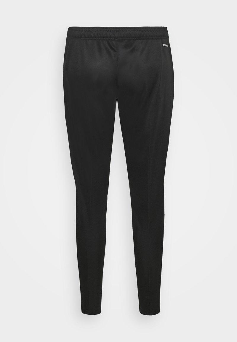 Adidas Performance Pantalon De Survetement Black Noir Zalando Be