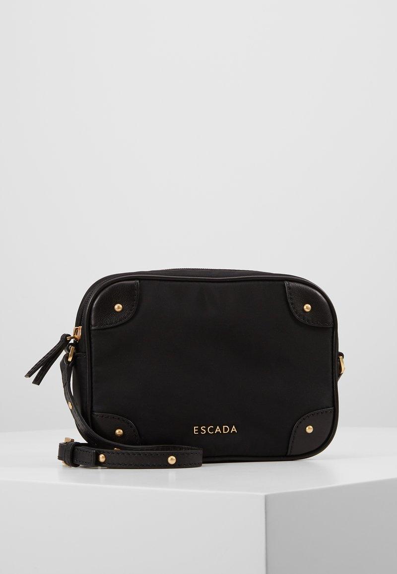 Escada Sport - Taška spříčným popruhem - black