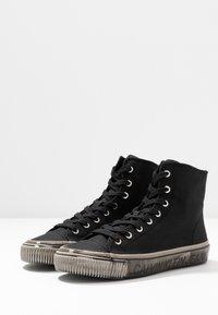 Calvin Klein Jeans - DELORIS - Sneakers high - black - 4