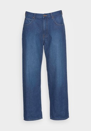 ASHER - Relaxed fit jeans - mid worn bolton