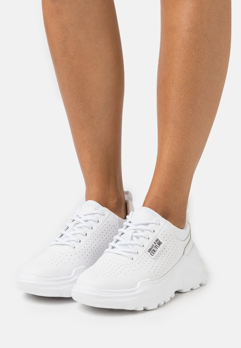 Versace Jeans Couture - Trainers - white