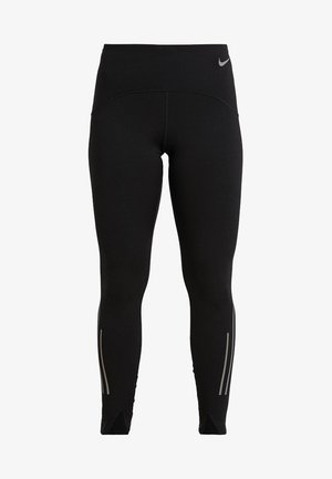 Leggings - black/gunsmoke