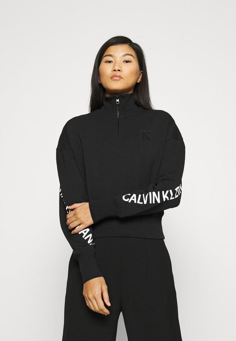 Calvin Klein Jeans - Sweatshirt - black