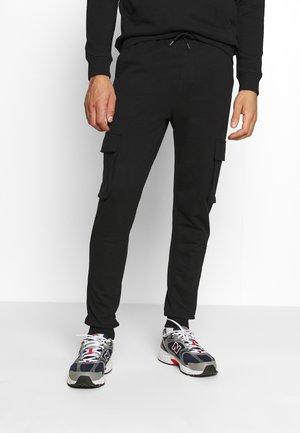 ONSKIAN KENDRICK PANT - Cargo trousers - black