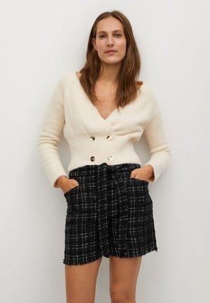 ELLE - Shorts - noir