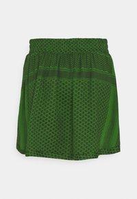 CECILIE copenhagen - SKIRT - A-line skirt - pepper - 1