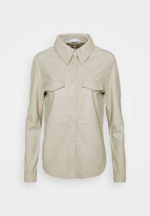 DIANE - Button-down blouse - silver birch