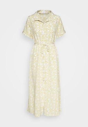 CARE DRESS - Košilové šaty - stone