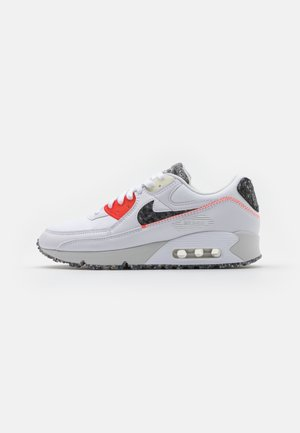 AIR MAX 90 M2Z2 - Sneakers - white/photon dust/bright crimson