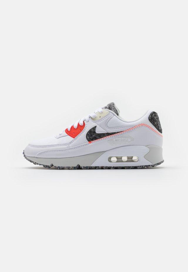 AIR MAX 90 M2Z2 - Sneakers laag - white/photon dust/bright crimson