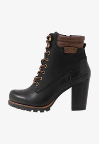 TOM TAILOR - Ankle boots - black - 1