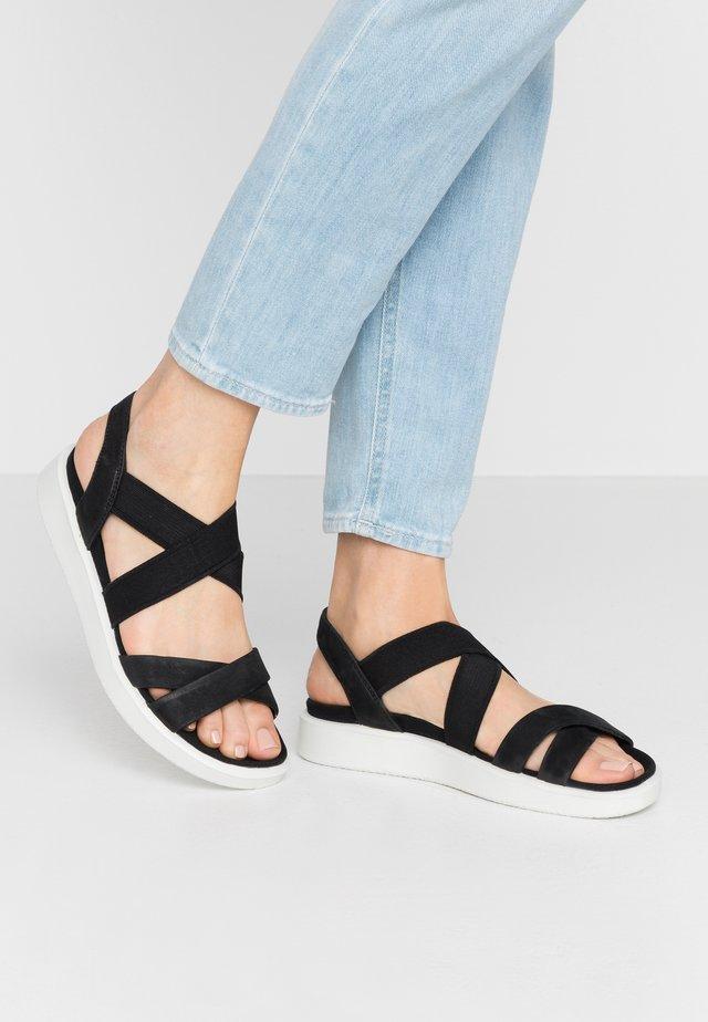 ECCO FLOWT W - Sandals - black