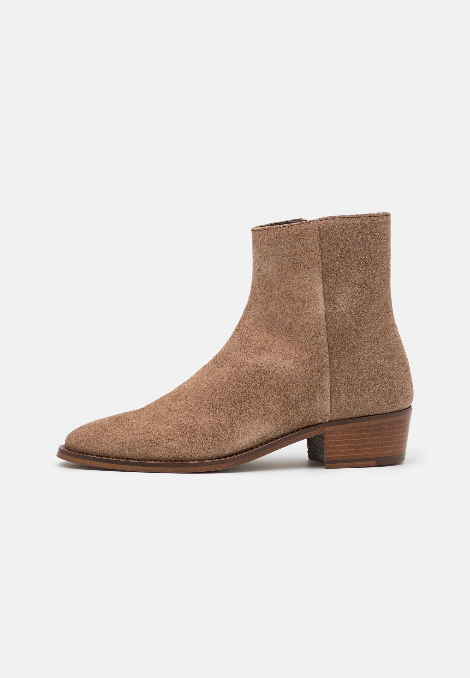 Men HOXTON INSIDE ZIP CUBAN - Classic ankle boots