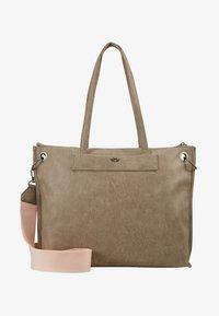 Fritzi aus Preußen - BELIA - Shopping bag - stone - 5