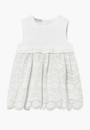 NBFDANIA SPENCER - Cocktail dress / Party dress - bright white
