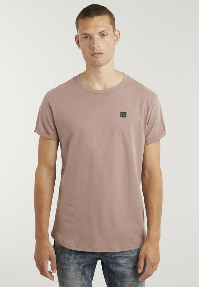 BRODY - Basic T-shirt - pink