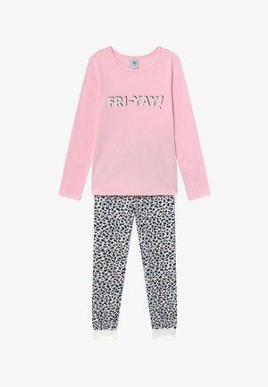 PYJAMA LONG - Pyžamová sada - sorbet