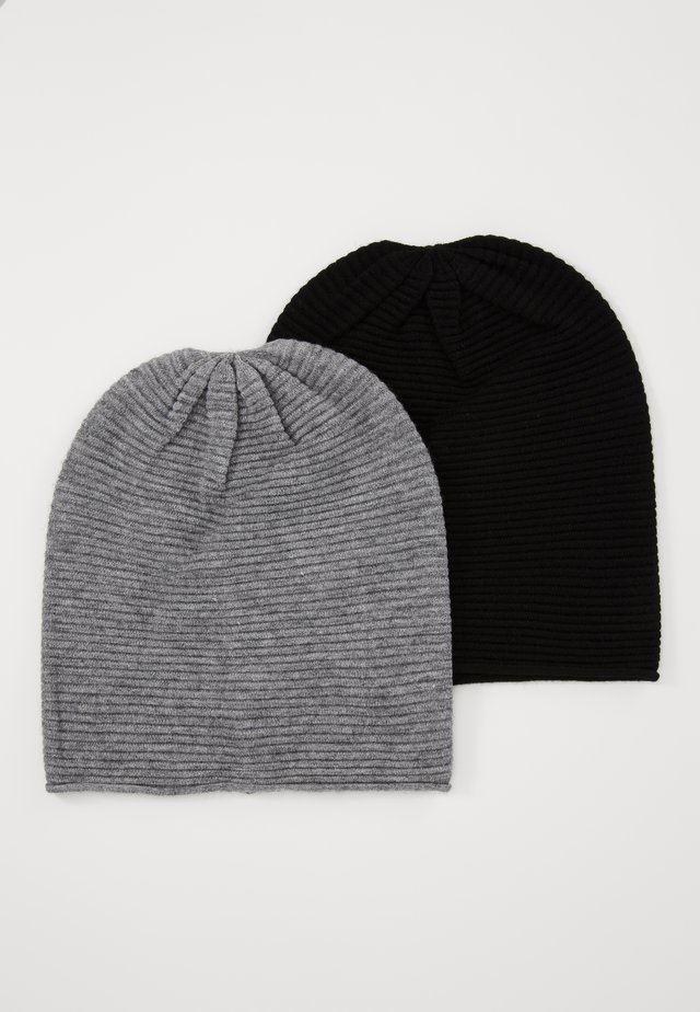 2 PACK - Lue - grey/black