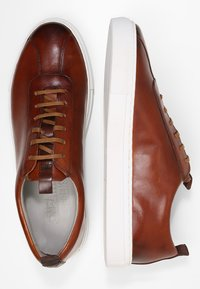 Grenson - Trainers - tan handpainted - 1