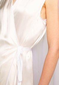MM6 Maison Margiela - Společenské šaty - white - 10