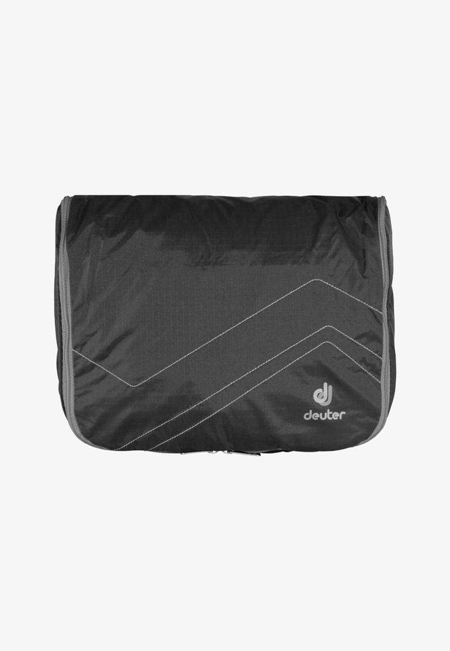 WASH CENTER LITE II - Wash bag - black
