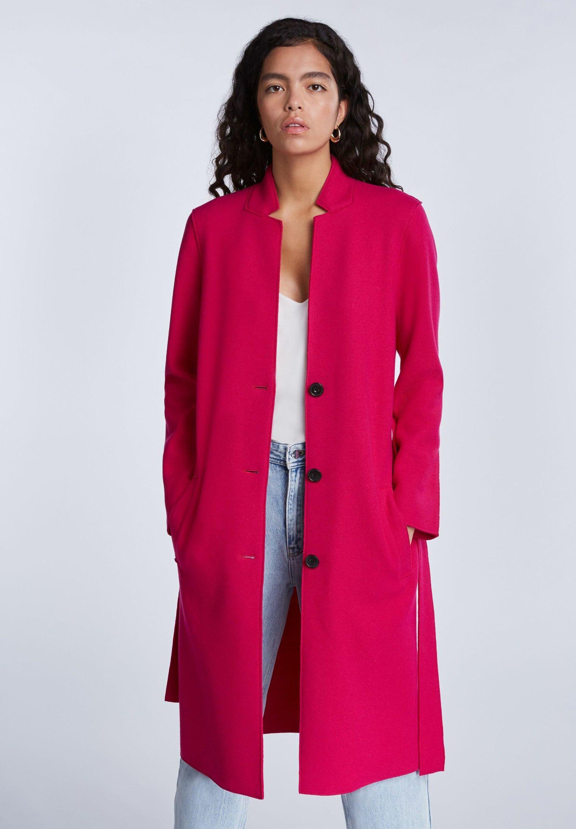 SET Manteau classique - pink - Manteaux Femme nT2X7