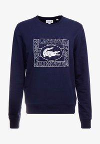 Lacoste - Sweatshirt - marine - 4