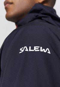 Salewa - PUEZ - Outdoorjacke - premium navy - 5