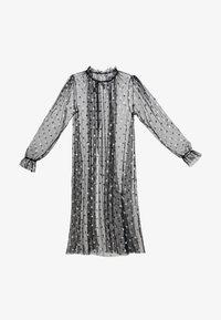Le Petit Trou - ROBE SORT - Dressing gown - black - 5