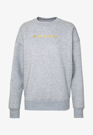 DEDDA - Sweatshirt - mottled light grey