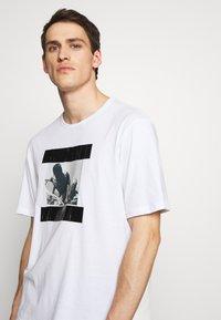 N°21 - Print T-shirt - white - 3