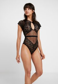 Tutti Rouge - EMBER - Body - black