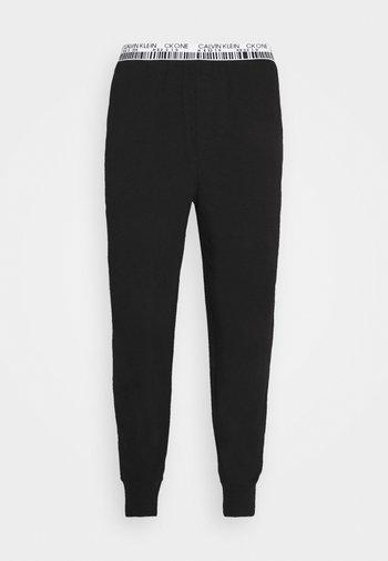 JOGGER - Pyjama bottoms - black