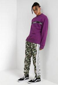 Napapijri - BUENA - Sweatshirt - mid purple - 1