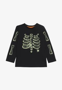 mothercare - BABY HALLOWEEN SKELETON - Maglietta a manica lunga - black - 2