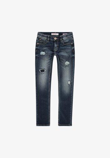 AMIA - Jeans Skinny Fit - blue vintage
