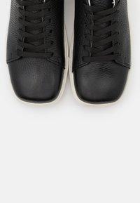 Joshua Sanders - SQUARED SHOES  - Zapatillas - black - 6