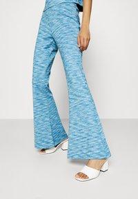 Résumé - DAVI PANT - Trousers - electric blue - 3