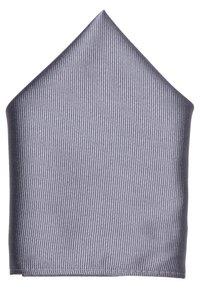 Burton Menswear London - HAZEL SET - Pocket square - grey - 3