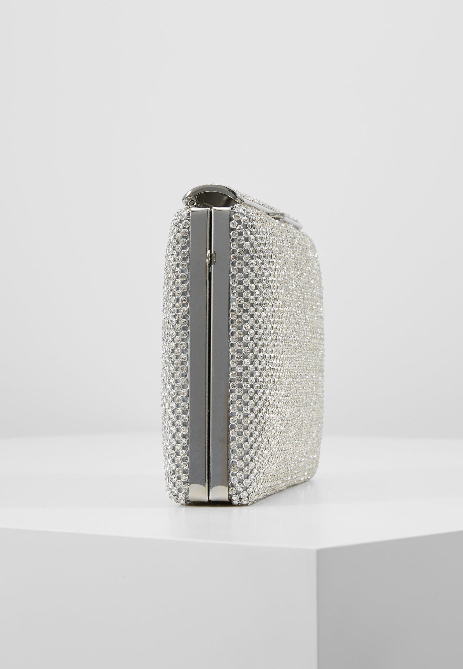 Mascara Clutch - silver/sølv 4ee0fAQ0Cu0ONLD
