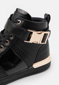 ALDO - BRAUER - High-top trainers - black - 5