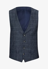 Strellson - GYL - Suit waistcoat - dunkelblau kariert - 4