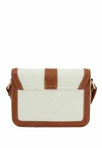 Pieces - Handbag - cognac - 1